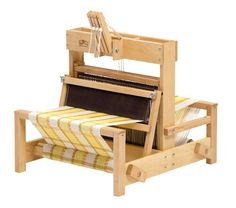 Plans to build a 4Harness Table Loom for about 50 50th