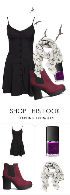 """""""'What a shame the poor grooms bride's a wh-'"""" by music-fanatic-wolf on Polyvore featuring NLY Trend, NARS Cosmetics, H&M and Disney"""