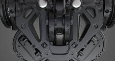 ArtStation - cyborg frame concept, Dmitriy Rabochiy