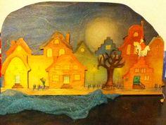 Beweegbare wandplaat van atelier Berkeblad