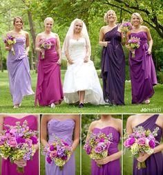 purple-bridesmaid-dresses  http://www.JoPhotoOnline.com/Blog