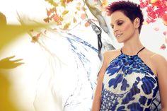 Elle Fashion, Tie Dye, Facebook, Beauty, Tops, Women, Tye Dye, Beauty Illustration, Woman