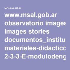 www.msal.gob.ar observatorio modulodengue.pdf