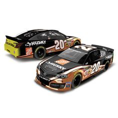 72ff4fe6add Action Racing 2014 Matt Kenseth  20 Husky Tools Home Depot 1 24 Scale  Platinum Color Chrome Die-Cast Toyota Camry