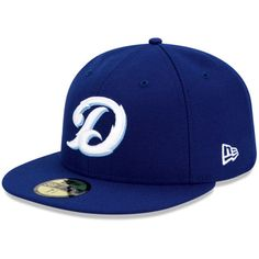 3c7dac2228a Daytona Cubs Authentic Home Fitted Cap Fitted Baseball Caps