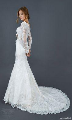 Atelier Eme 2016 Wedding Dresses   Wedding Inspirasi