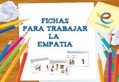 Fichas para trabajar la empatía. Habilidades sociales básicas Teaching Time, Student Teaching, Social Work, Social Skills, Class Tools, Group Dynamics, E Motion, Preschool Education, Psychology Books