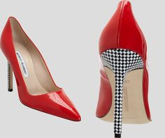 Pics For > Manolo Blahnik