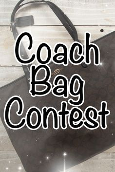I hope I win this brand new Coach bag! You can enter this #giveaway too if you want to #win! @getitfree http://vy.tc/eP92e36