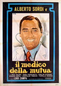 professor guido tersilli | Il medico della mutua (1968) - FilmAffinity