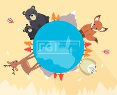 SILL225, 프리진, 일러스트, 세계동물, 지구, 글로벌, 여행, 해외, 동물, 벡터, 에프지아이, 심플, 배경, 백그라운드, 실루엣, 구름, 열기구, 나무, 식물, 산, 가을, 단풍나무, 단풍, 올빼미, 사슴, 곰, 여우, 캐나다, 지도, 세계, 지구본, 귀여운, 플랫, 일러스트, illust, illustration #유토이미지 #프리진 #utoimage #freegine 19983761
