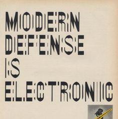 Cold War design > War on Terrorism design.