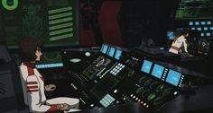 1970's anime cockpit - Google Search