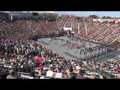 CrossFit Games 2012 Video Recap | We were so excited to be onsite at the Reebok 2012 CrossFit Games!! #airrosti