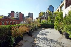 StreetEasy: 31 N Moore St. #PHE - Condo Apartment Sale at The Merchants House in Tribeca, Manhattan #outdoorspace #terrace #relaxing #NYC #views #homedecor