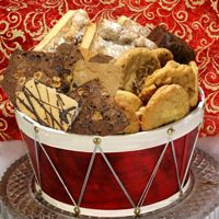 Drummer Boy Basket $54.95 #David'sCookies