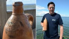 A 200-year-old stoneware seltzer bottle that was recently recovered from a shipwreck at the bottom of the Baltic Sea contains alcohol, according to the results of a preliminary analysis.Researchers discovered the well-preserved and sealed bottle in June, while exploring the so-called F53.31 shipwreck in Gdańsk Bay, close to the Polish coast. Preliminary laboratory tests have now shown the bottle contains a 14-percent alcohol distillate, which may be vodka or a type of gin called jenever, ...