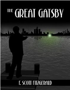 """The Great Gatsby"" When Gatsby is reaching towards the Green Light near the beginning. To keep the mysterious feel, I'd like to have a silhouette of Gatsby or a dim light. (See ""Liam"")"