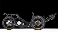 Outrider USA builds electric hybrid recumbent bicycles that can reach up to 40mph with a battery range of 100 miles.