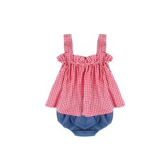 Cheap baby girl clothes, Buy Quality clothes for baby directly from China baby girls clothing Suppliers: Baby Girl Clothing Set Summer Newborn Clothes Cotton Plaid Top Dress Casual Shorts Baby Girls Clothes For Baby Plaid Outfits, Girl Outfits, Country Summer Dresses, Casual Dresses, Short Dresses, Cute N Country, Newborn Outfits, Summer Looks, Outfit Sets