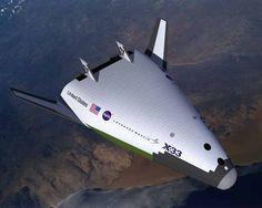 The X-33 VentureStar