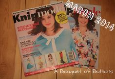 Knipmode 03/14 by A Bouquet of Buttons, via Flickr