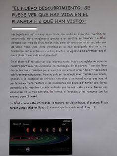 La sonrisa de las letras: Y si... hubiera vida en los exoplanetas