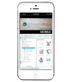 Silhouette Studio Mobile App How to Use it Finding