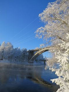 Kuvia neljästä vuodenajasta: Virta tuo Heinolaan