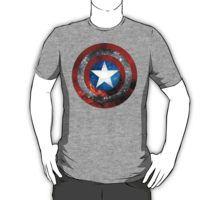 T-Shirt galaxy captain america