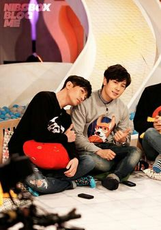 Eric & Dongwan | Shinhwa