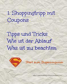 USA billig aber gut leben: Der erste Shoppingtrip mit Coupons
