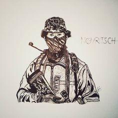 Novritsch @novritsch #novritsch #airsoft #sniper #game #youtube #airsoftinternational #player #vsr #10 #tokyomarui #operator #ghillie #replica #rifle #softair #worldairsoft #fanart #drawing #draw #pencildrawing #art #picture #kresba #tactical #gear #camouflage #drawings #sketch by jarohyen