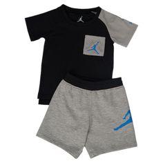 Jordan AJ Construct Raglan Short Set - Boys  Infant at Kids Foot Locker  Short Set a2d523dc7
