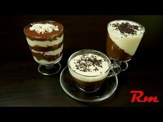 Pudding, Desserts, Food, Youtube, Tailgate Desserts, Deserts, Eten, Puddings, Postres