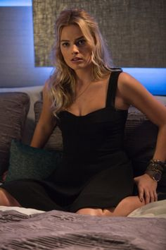 Love the hair of Margot Robbie in the movie ´focus´(new girl crush)