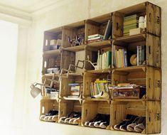 Apple Crate Storage Unit