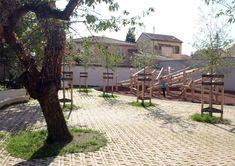 The Pedagogic Urban Garden Edouard Glissant by Exit Paysagistes « Landscape Architecture Works   Landezine