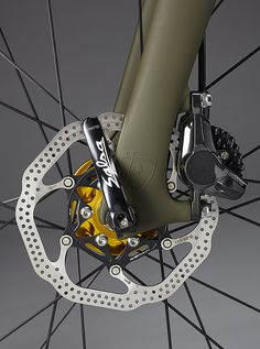 Speedvagen 2015 Disc Road: Front fork/disc detail  https://flic.kr/p/rx4W3y   2015 Disc Road