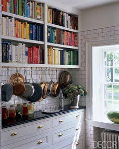 55 Small Kitchen Design Ideas - Decorating Tiny Kitchens