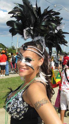 Toronto Caribbean Carnival 2013
