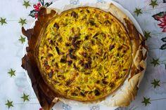 Quiche de salmón Relleno, Salmon, Empanadas, Quiches, Breakfast, Drink, Food, Gastronomia, Cooking Recipes