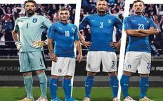 Italia: la nazionale e un attacco un po'...spuntato Leonardo Pavoletti, attaccante classe '88, dopo una lunga gavetta nelle serie minori e tanta panchina nei primi sei mesi di serie A con il Sassuolo, ha trovato il meritato ruolo da protagonista alla  #italia #nazionale #conte #pellè