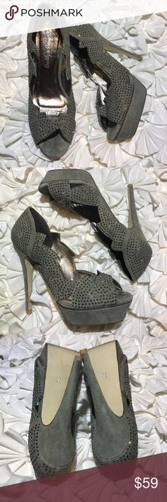 Jeffrey Campbell Heels Size 9.5. Sure to turn heads!! Jeffrey Campbell Shoes Heels