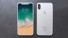 'iPhone 8' Podría Comenzar en $999 para el de 64 gb de Capacidad
