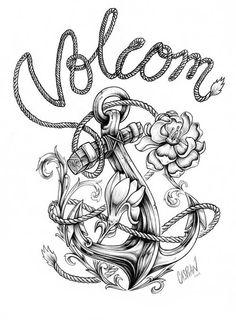 Volcom Anchor