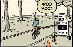 Yep! I do this too. #cycling #bike #velo