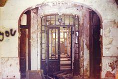 """itslandscapess: """"Abandoned Sanatorium XX """""""