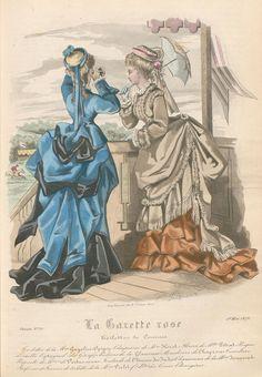 La Gazette Rose 1873