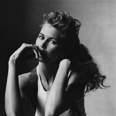Claudia Schiffer, Irving Penn, 1991